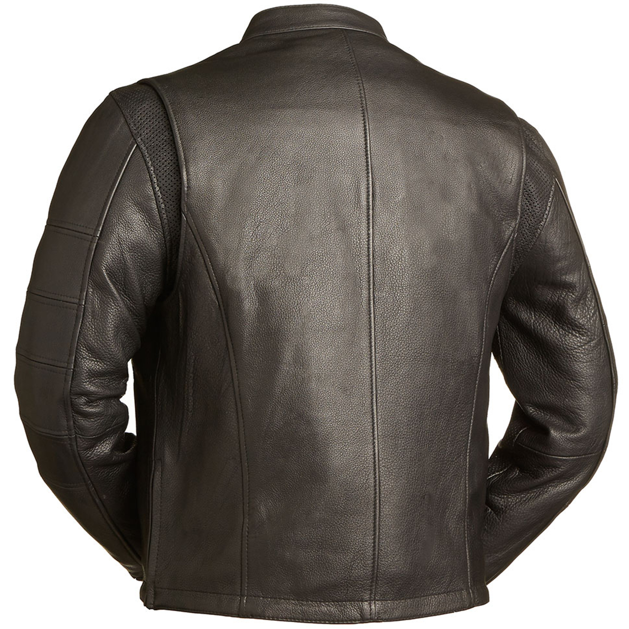 First manufacturing leather jackets