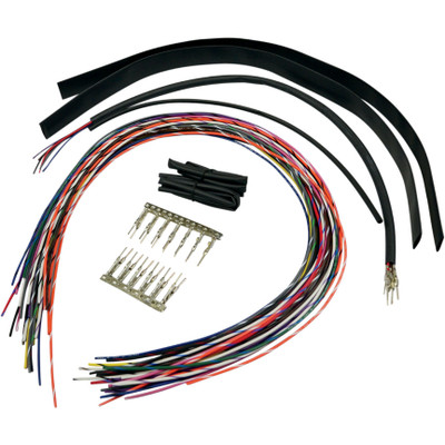 LA Choppers Handlebar Extension Wiring Kit for 2008-2013 Harley Touring