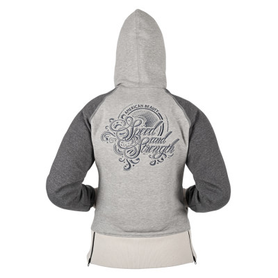 Speed and Strength American Beauty™ Women's Full Zip Armored Hoody