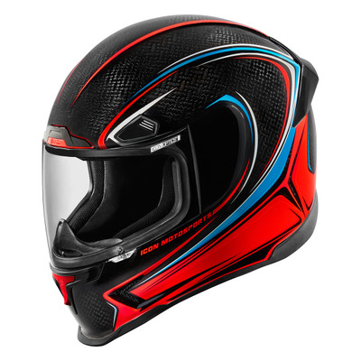 Icon Airframe Pro Halo Glory Carbon Helmet