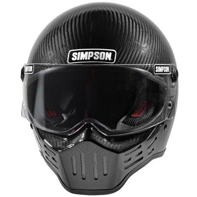 Simpson M30 Bandit Carbon Helmet