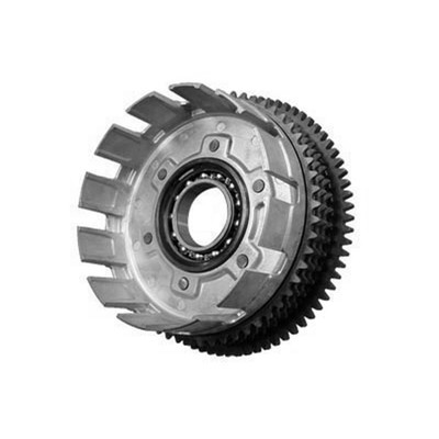 V-Twin Alternator Rotor Clutch Shell Assembly for 1984-1990 Harley Sportster