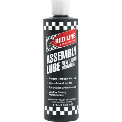 Red Line Assembly Lube - 12oz