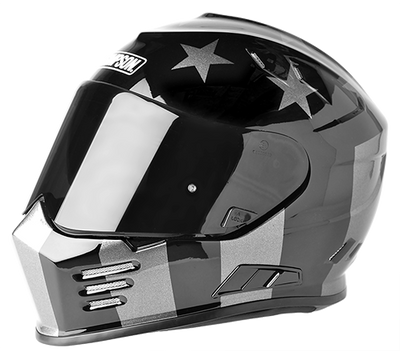Simpson Ghost Bandit Subdued Helmet
