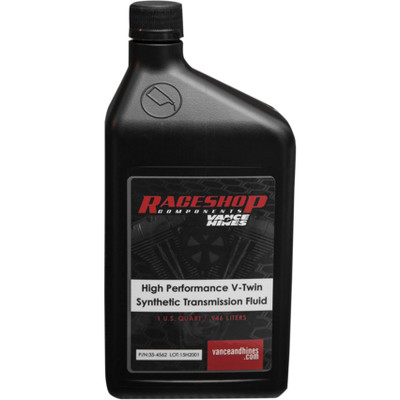 Vance & Hines Synthetic High-Performance 75W-140 Transmission Fluid - 1QT