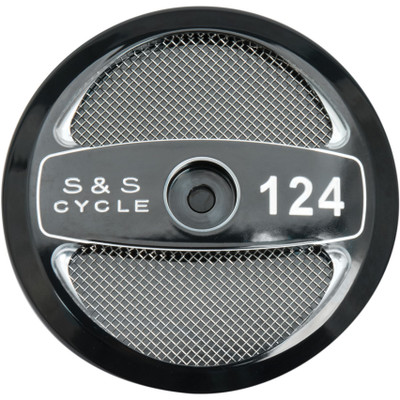 S&S Stealth Air Cleaner Cover - 124""