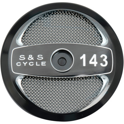 S&S Stealth Air Cleaner Cover - 143""