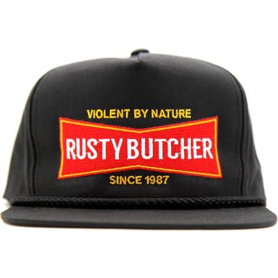 Rusty Butcher Nature Snapback Hat