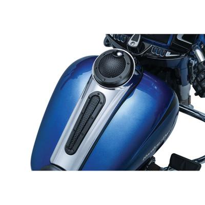 Kuryakyn Mesh Dash Insert for 2008-2017 Harley Touring