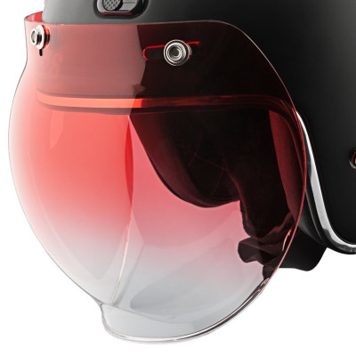Speed and Strength 3-Snap Universal Bubble Shield - Rose Gradient