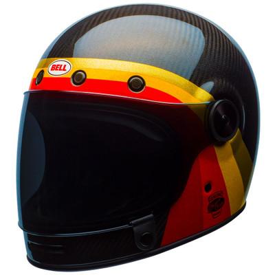 Bell Bullitt Chemical Candy Black/Gold Helmet