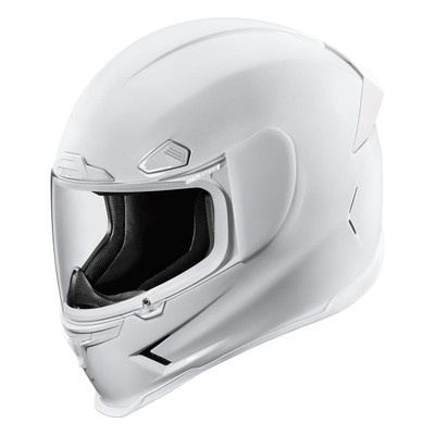 Icon Airframe Pro Gloss Helmet - White