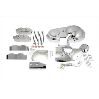 V-Twin Chrome Complete Dress Up Kit for 1991-2003 Harley Sportster