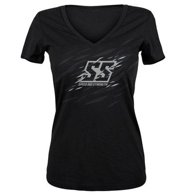 Speed and Strength Cat Out'a Hell T-Shirt
