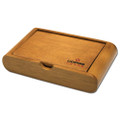 Copag Playing Card Case - Wooden Storage Box FREE SHIPPING