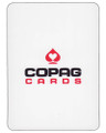 Copag Poker Size Plastic Cut Card Wide