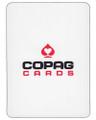 Copag Poker Size Plastic Cut Card Wide
