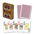 12 Decks Copag Texas Hold'em Poker Size Regular Index Plastic Cards
