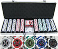 "•500""Ultimate Poker"" style, 13.5 gram clay chips"