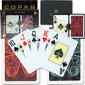 Copag Gold Series Bridge Size Jumbo Index Playing Cards (Aldrava)