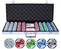11.5g 500pc Double Royal Flush Poker Chip Set