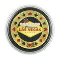 Card Guard Welcome to Las Vegas Sign Free Shipping!