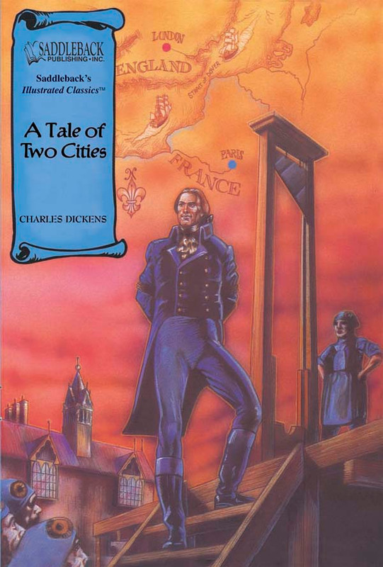 A Tale of Two Cities Graphic Novel