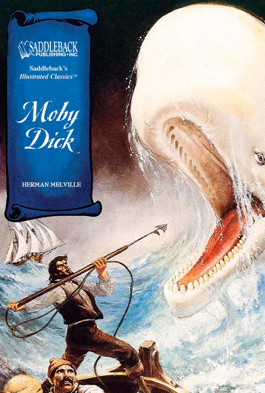 Moby Dick Graphic Novel