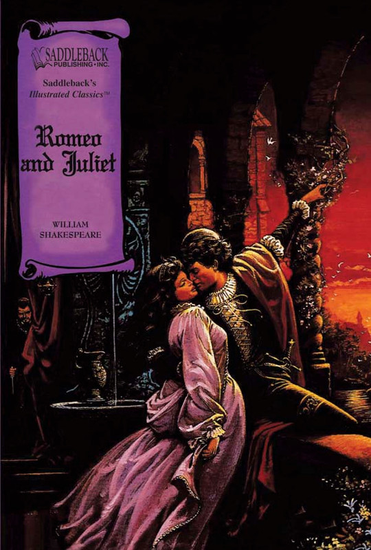 Romeo and Juliet Graphic Novel