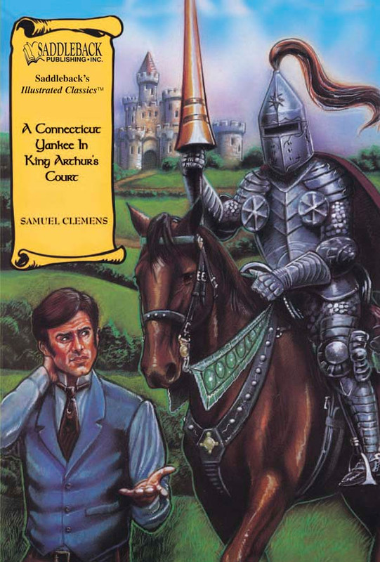 A Connecticut Yankee in King Arthur's Court Graphic Novel