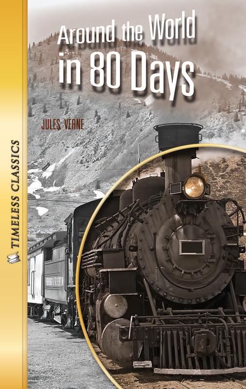 Around the World in 80 Days Novel