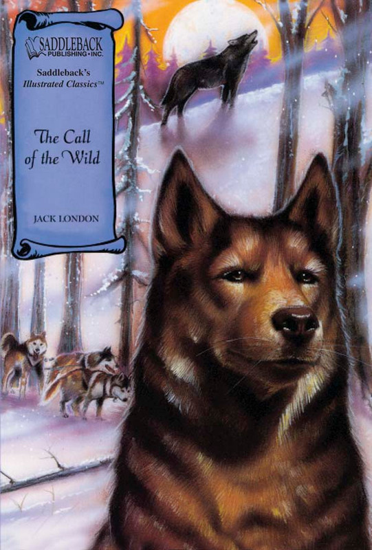 The Call of the Wild Graphic Novel