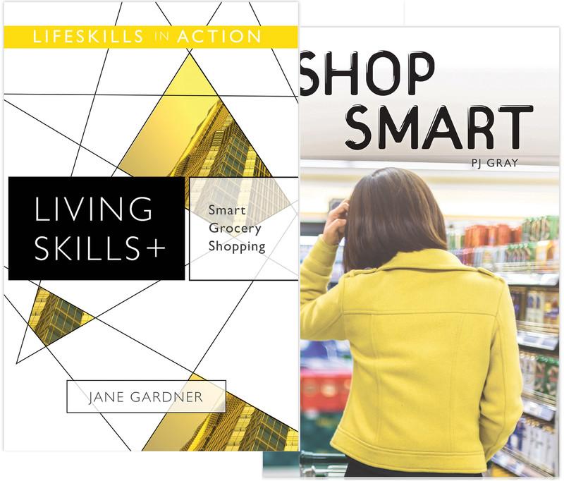 Smart Grocery Shopping/ Shop Smart (Living Skills)