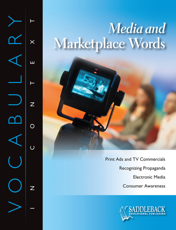 Media and Marketplace Words (Digital Download)