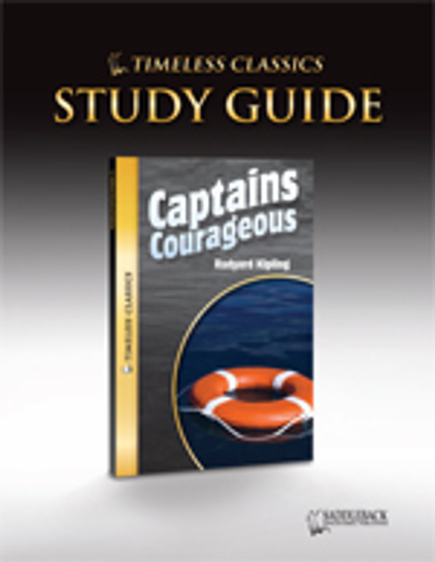 Captains Courageous Study Guide (Digital Download)