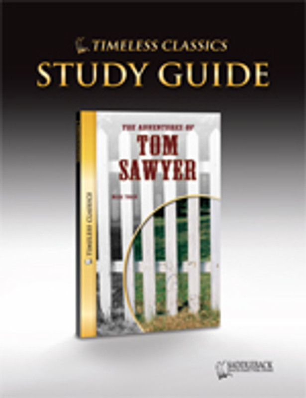 The Adventures of Tom Sawyer Study Guide (Digital Download)