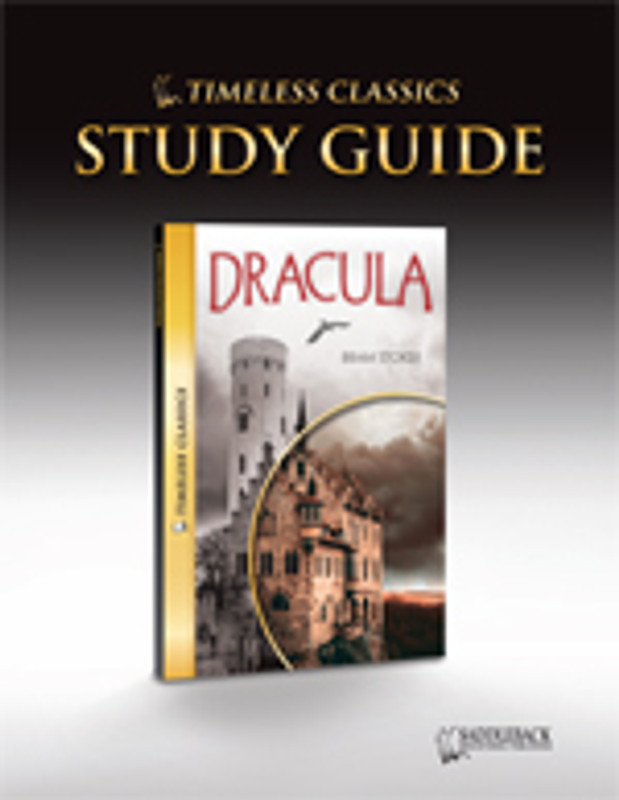 Dracula Study Guide (Digital Download)