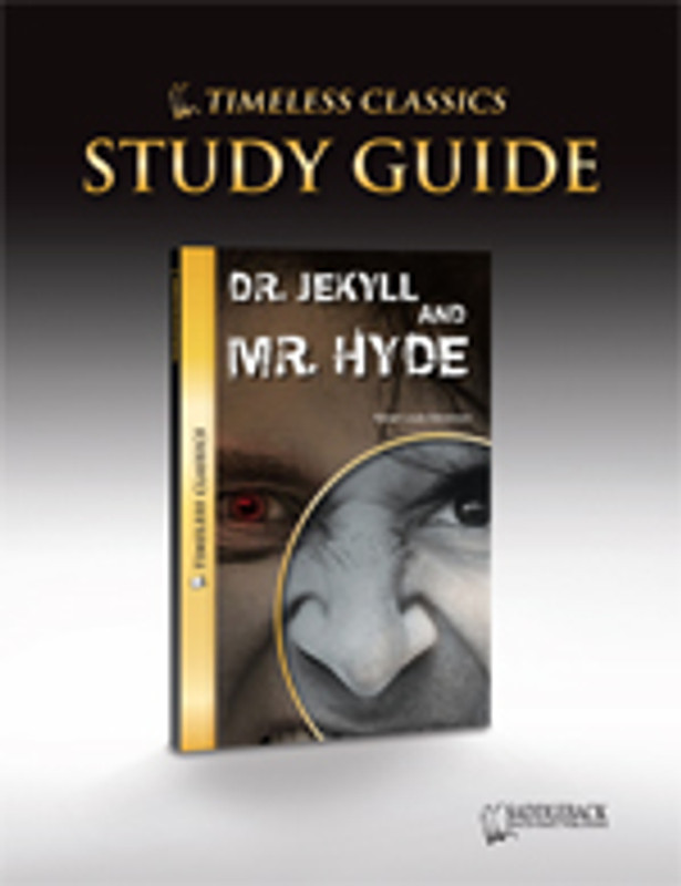 Dr. Jekyll and Mr. Hyde Study Guide (Digital Download)
