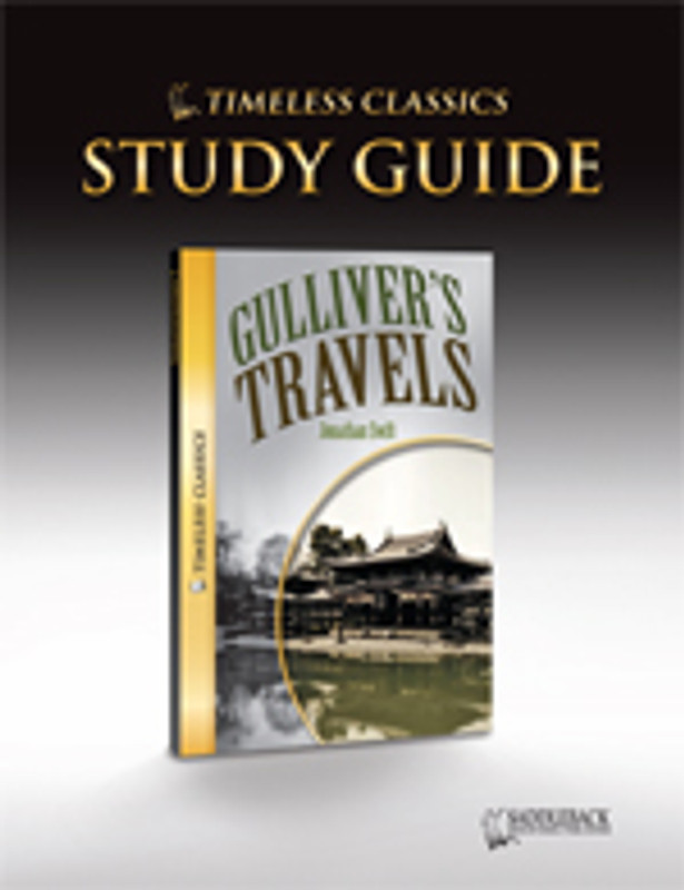 Gulliver's Travels Study Guide (Digital Download)