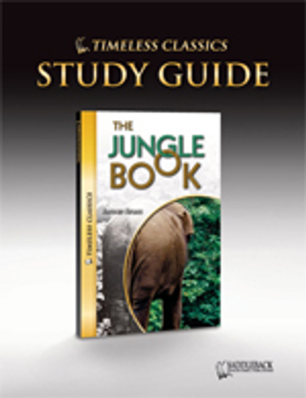 The Jungle Book Study Guide (Digital Download)