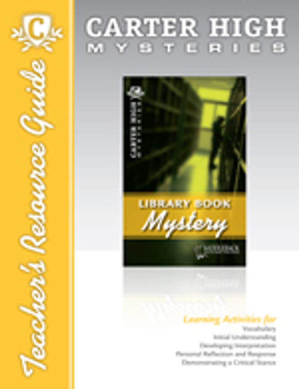 Library Book Mystery Teacher's Resource Guide (Digital Download)