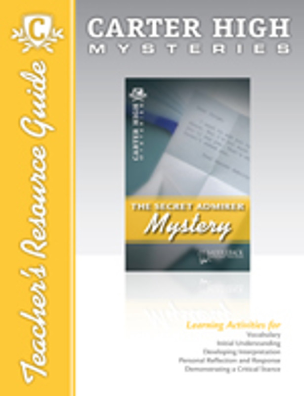 The Secret Admirer Mystery Teacher's Resource Guide (Digital Download)