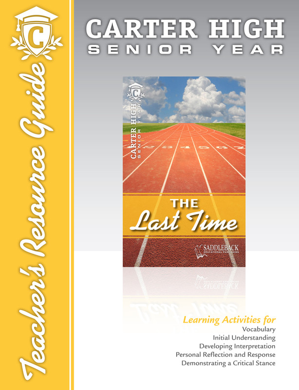 The Last Time Teacher's Resource Guide (Digital Download)