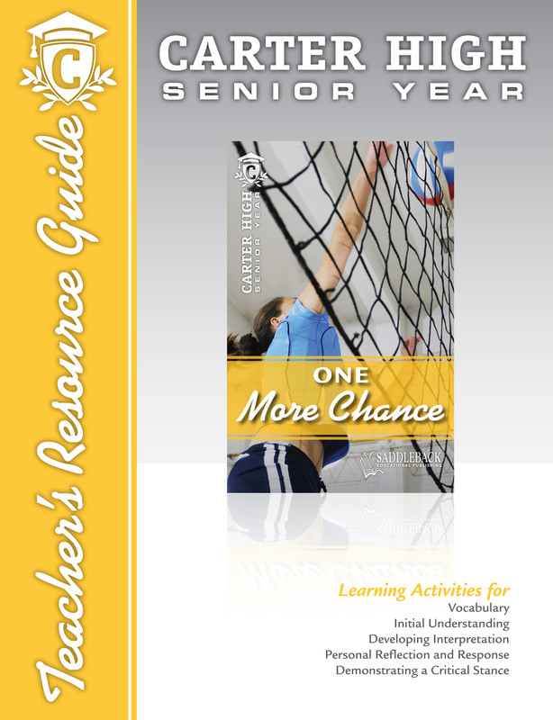 One More Chance Teacher's Resource Guide (Digital Download)