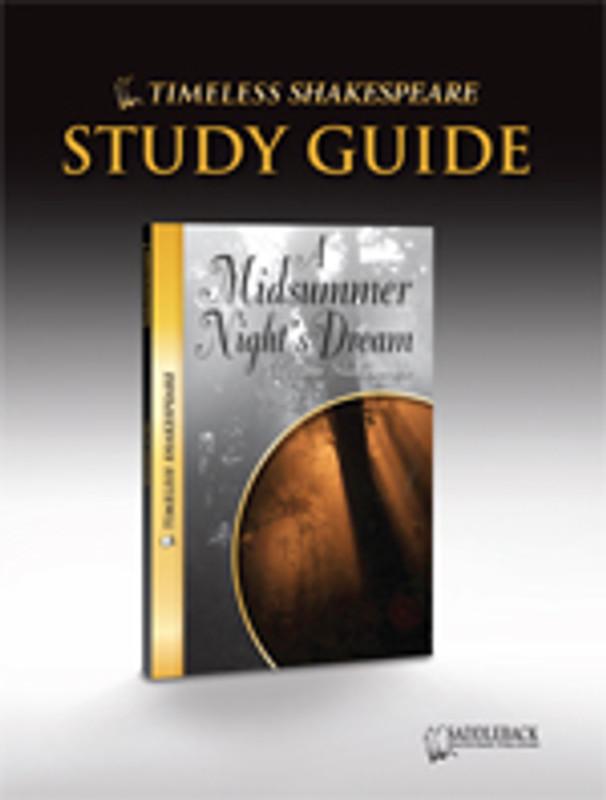 A Midsummer Night's Study Guide (Digital Download)