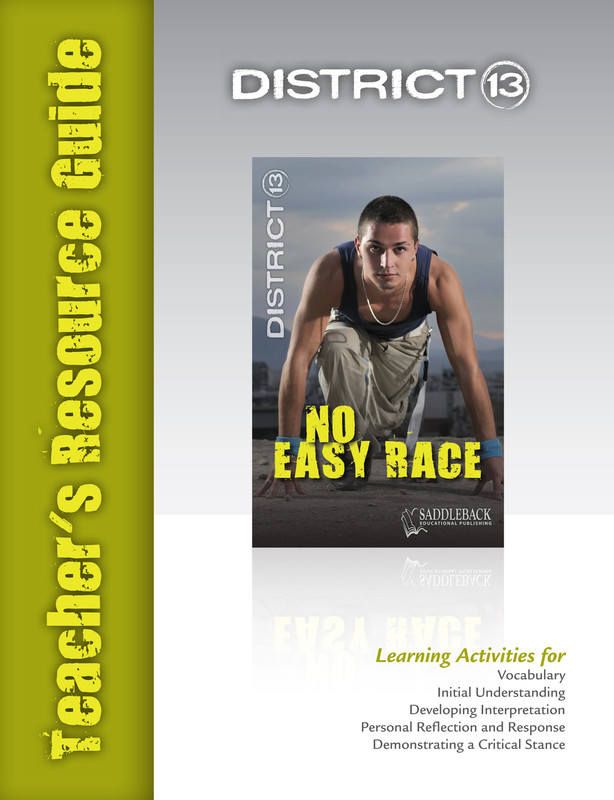 No Easy Race Teacher's Resource Guide(Digital Download)
