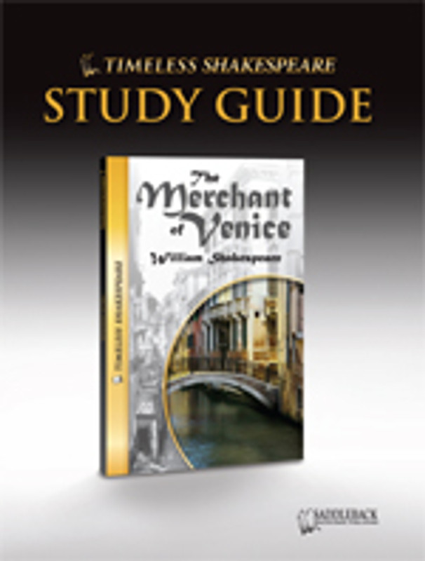 The Merchant of Venice Study Guide (Digital Download)