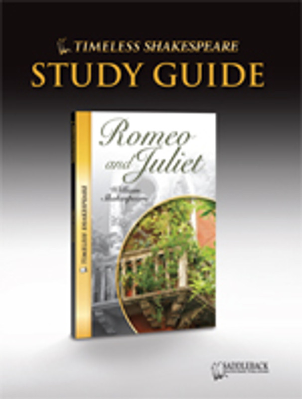 Romeo and Juliet Study Guide (Digital Download)