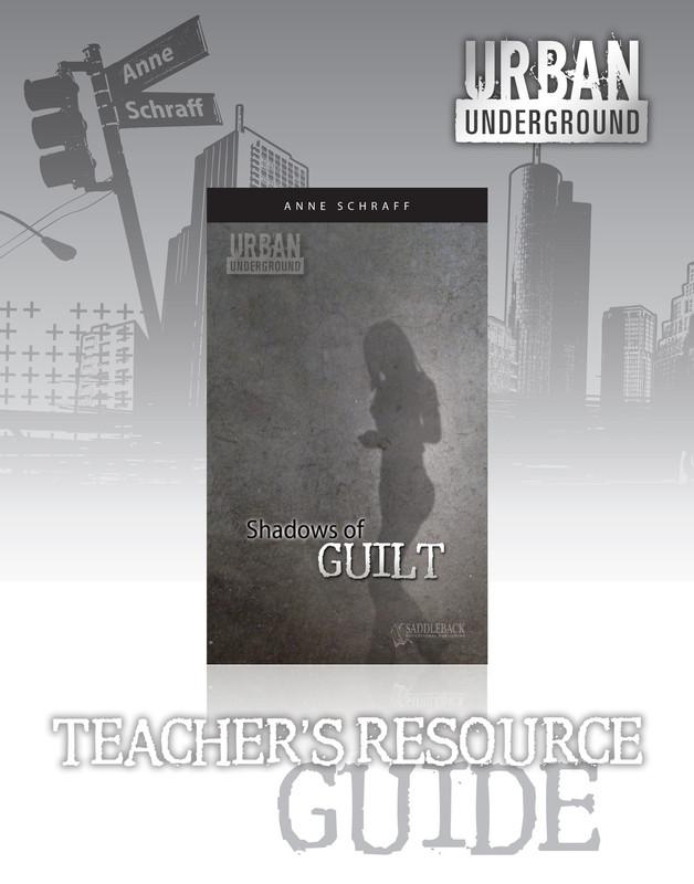 Shadows of Guilt Teacher's Resource Guide (Digital Download)