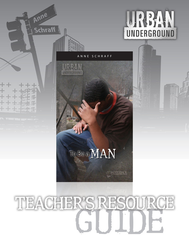 To Be a Man Teacher's Resource Guide (Digital Download)